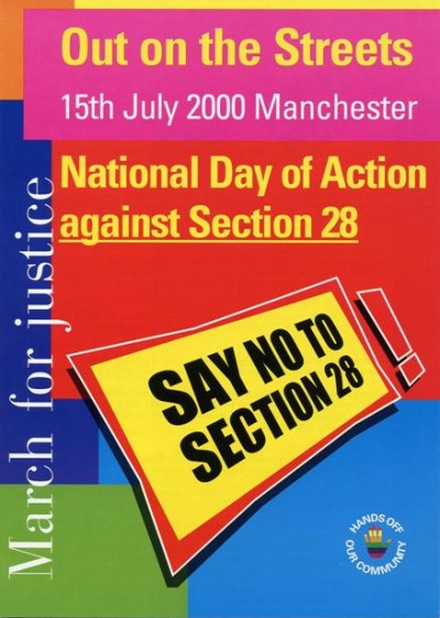 Image result for section 28 protests