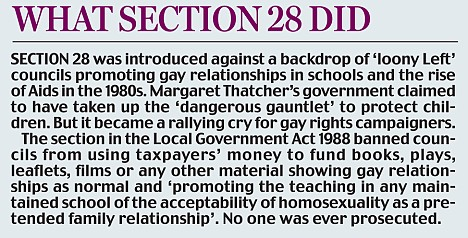 What Section 28 of the Local Government Act 1988 did