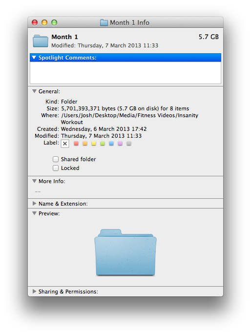 How to get pictures folder on mac