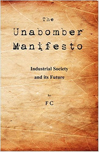 Industrial Society and Its Future cover